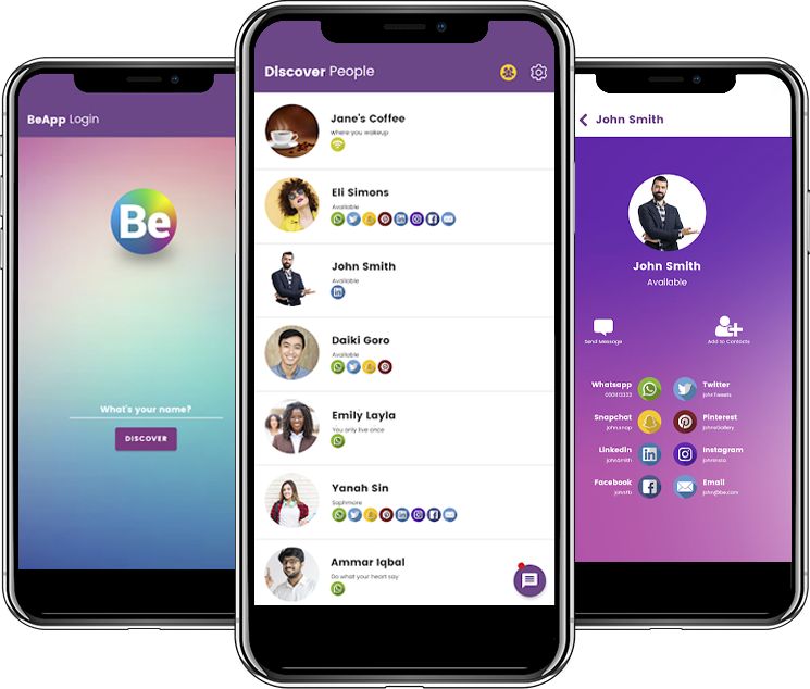BeApp Showcase